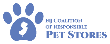 Shake A Paw is a Proud Member of the NJ Coalition, Click for more information